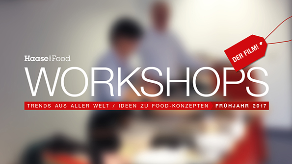 Haase Food Workshops 2017.